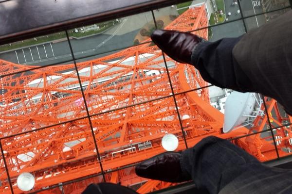 東京タワーで初デート!二人の時間を楽しむおすすめポイント2